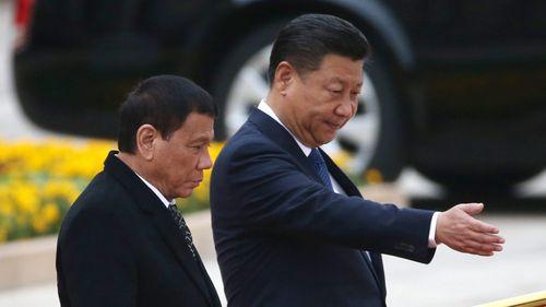 Trung Quốc dọa chiến tranh nếu Philippines khoan dầu ở Biển Đông - Ảnh 1