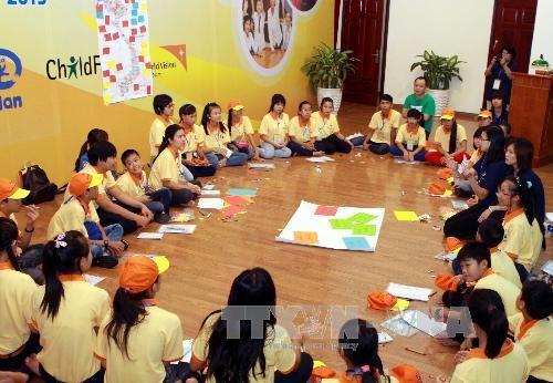 Quyết định thành lập Ủy ban Quốc gia về trẻ em - Ảnh 1