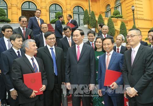 Chủ tịch nước giao nhiệm vụ cho các Trưởng Cơ quan đại diện Việt Nam ở nước ngoài - Ảnh 1