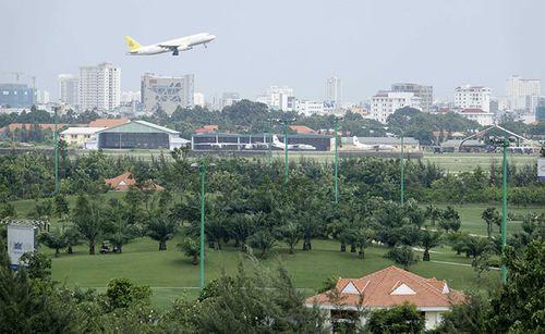 TP.HCM đặt hàng chuyên gia lập đề án mở rộng sân bay Tân Sơn Nhất - Ảnh 1