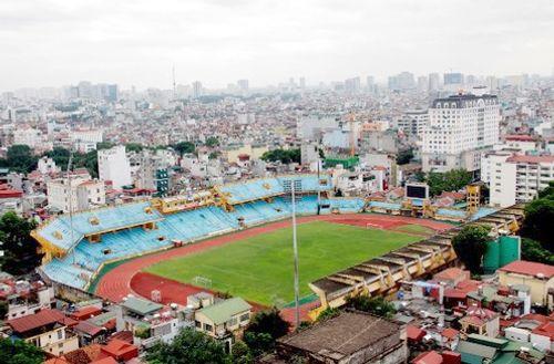 Sở Kế hoạch Đầu tư HN sẽ được di dời để mở rộng sân Hàng Đẫy - Ảnh 1