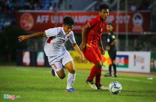 Thua ngược Myanmar, U18 Việt Nam dừng bước ở vòng bảng - Ảnh 1