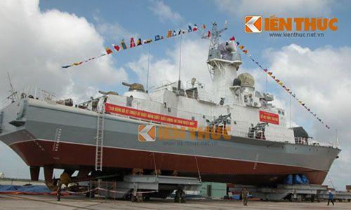 Hải quân Việt Nam sắp nhận 2 tàu tên lửa 379, 380 - Ảnh 1