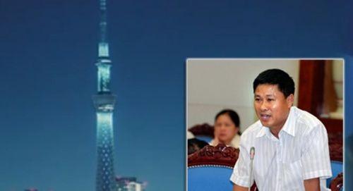 VTV lên tiếng về dự án Tháp Truyền hình Việt Nam - Ảnh 1