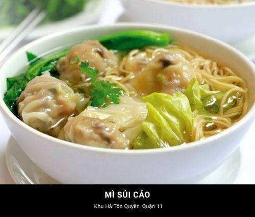 Top 40 món ăn Sài Gòn đáng đồng tiền bát gạo (P1) - Ảnh 12