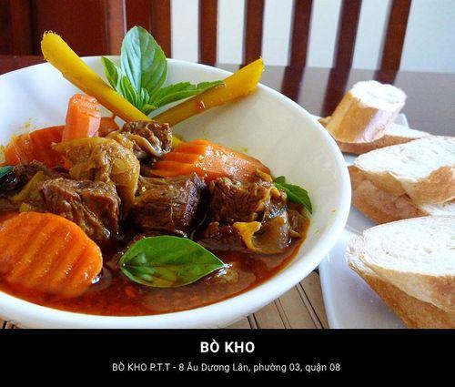Top 40 món ăn Sài Gòn đáng đồng tiền bát gạo (P1) - Ảnh 20