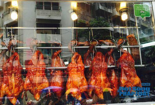 Đến China Town ăn cơm bụi ngon nức lòng - Ảnh 4