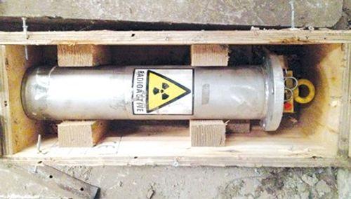 Nguồn phóng xạ thất lạc ở Vũng Tàu nguy hiểm thế nào? - Ảnh 1