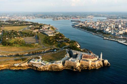 Vẻ đẹp của quốc đảo Cuba qua ảnh chụp trên không hiếm có  - Ảnh 14