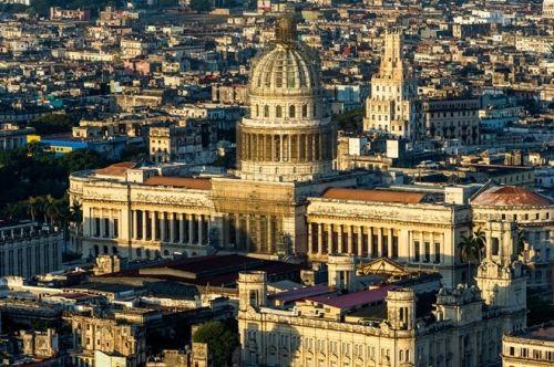 Vẻ đẹp của quốc đảo Cuba qua ảnh chụp trên không hiếm có  - Ảnh 15