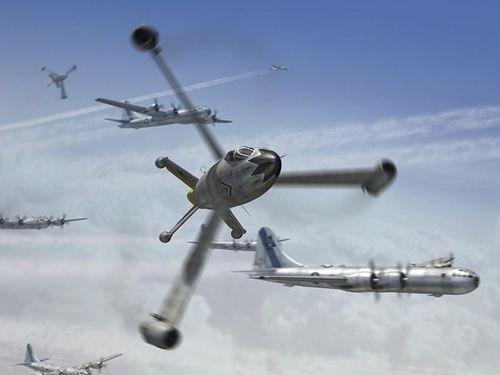 Máy bay cất cánh thẳng đứng kỳ quái của Đức - Ảnh 3
