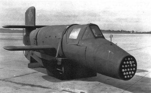 Máy bay cất cánh thẳng đứng kỳ quái của Đức - Ảnh 2