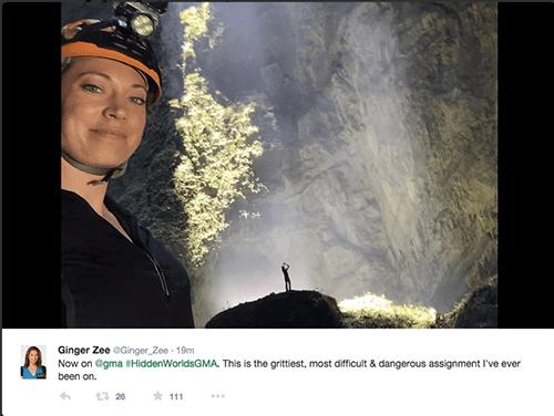 Choáng ngợp với trải nghiệm trong lòng hang Sơn Đoòng - Ảnh 1