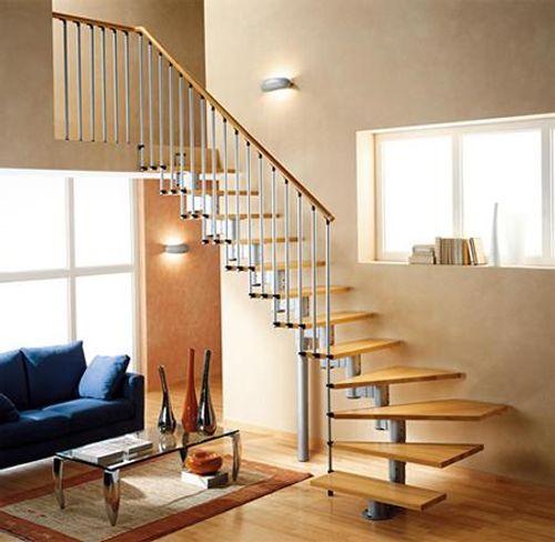 Sai lầm thường gặp khi xây dựng cầu thang trong nhà