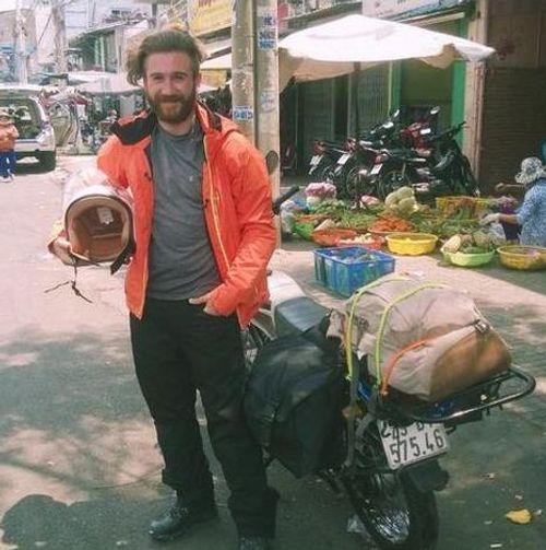 Khách Tây kể chuyện rơi balô ở Việt Nam - Ảnh 2