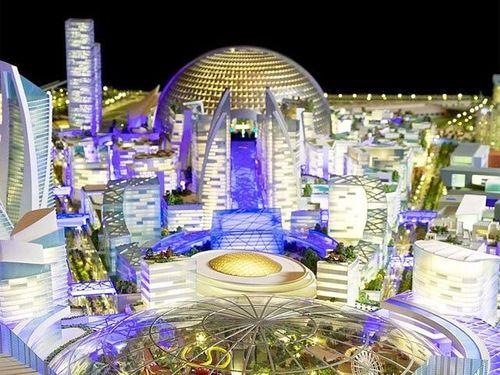 Những sự thật thú vị gây sốc về nền kinh tế Dubai - Ảnh 8