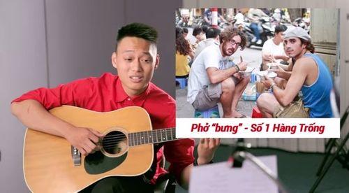 """""""Chảy nước miếng"""" với 30 món ngon Hà Nội trong clip dễ thương - Ảnh 3"""