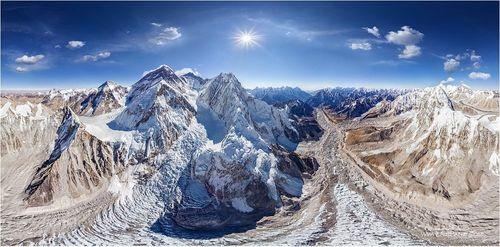 Vịnh Hạ Long đẹp tuyệt vời qua ảnh panorama từ trên cao - Ảnh 7