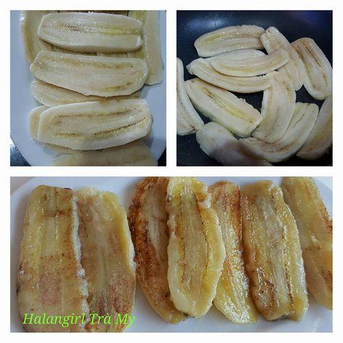 Cách làm bánh crepe nhân chuối thơm ngon khó cưỡng - Ảnh 4