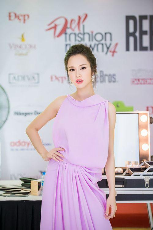Lưu Hương Giang khoe nội y gây sốc ở Đẹp Fashion Runway - Ảnh 7