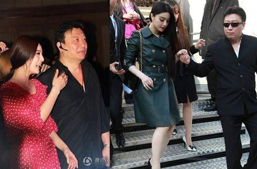 Rộ tin đồn Phạm Băng Băng kết hôn với quản lý - Ảnh 1