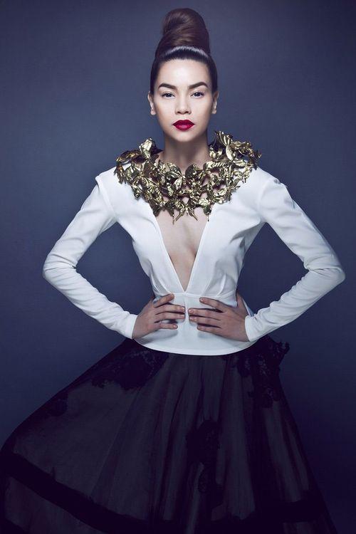 Vietnam's Next Top Model 2015: Cân tài-sắc 6 mỹ nhân quyền lực nhất làng mốt - Ảnh 3