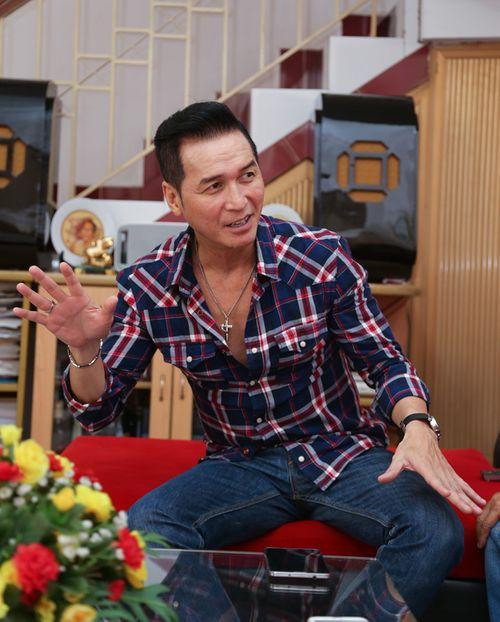 """Bất ngờ với vẻ bảnh bao của """"ông hoàng khiêu vũ"""" Nguyễn Hưng - Ảnh 2"""