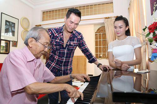 """Bất ngờ với vẻ bảnh bao của """"ông hoàng khiêu vũ"""" Nguyễn Hưng - Ảnh 4"""