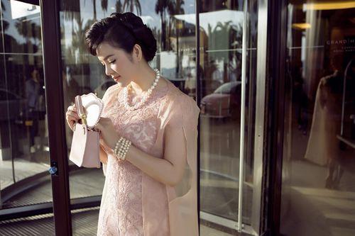 LHP Cannes 2015: Lý Nhã Kỳ đẹp trong veo ở show Dior - Ảnh 4