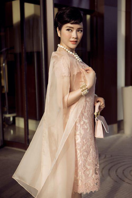 LHP Cannes 2015: Lý Nhã Kỳ đẹp trong veo ở show Dior - Ảnh 6
