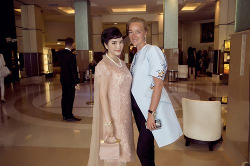 LHP Cannes 2015: Lý Nhã Kỳ đẹp trong veo ở show Dior - Ảnh 7