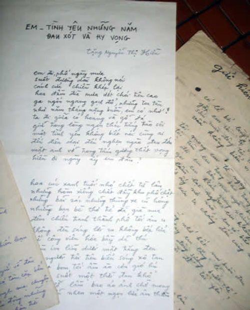 Sự thật về bức thư Lưu Quang Vũ gửi Xuân Quỳnh đang xôn xao dư luận - Ảnh 2