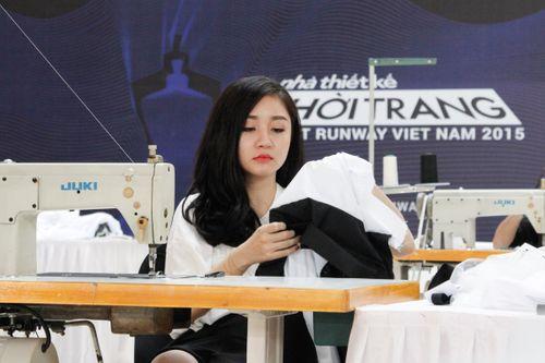3 hot girl xinh đẹp hút hồn tại vòng sơ tuyển Project Runway 2015 - Ảnh 1