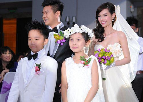 3 hot girl Việt sớm theo chồng, sớm phải ly tan - Ảnh 1