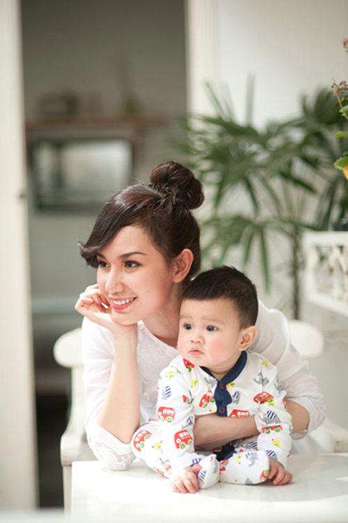 3 hot girl Việt sớm theo chồng, sớm phải ly tan - Ảnh 2