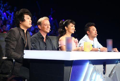 """Vietnam Idol 2015 """"đứng ngồi không yên"""" vì Trọng Hiếu, Vân Quỳnh - Ảnh 1"""