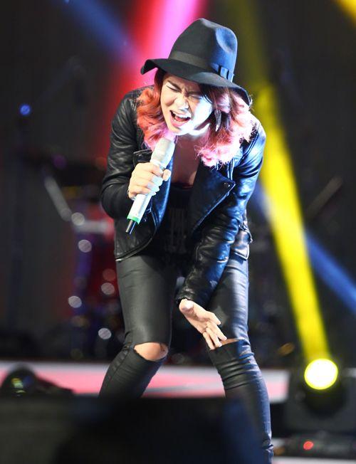 """Vietnam Idol 2015 """"đứng ngồi không yên"""" vì Trọng Hiếu, Vân Quỳnh - Ảnh 2"""