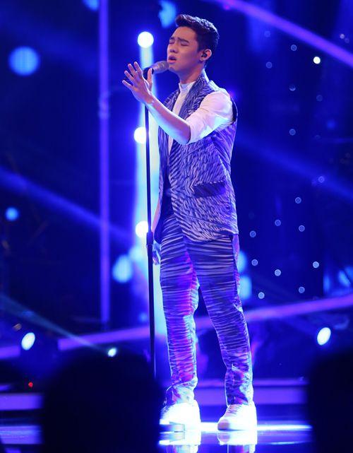 """Vietnam Idol 2015 """"đứng ngồi không yên"""" vì Trọng Hiếu, Vân Quỳnh - Ảnh 3"""