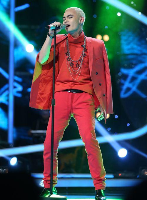 """Vietnam Idol 2015 """"đứng ngồi không yên"""" vì Trọng Hiếu, Vân Quỳnh - Ảnh 5"""
