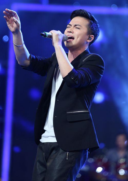 """Vietnam Idol 2015 """"đứng ngồi không yên"""" vì Trọng Hiếu, Vân Quỳnh - Ảnh 6"""