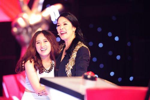 Giọng hát Việt 2015: Bất ngờ mang tên Thu Phương - Ảnh 1