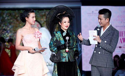 Danh hài Thúy Nga gây chú ý vì mặc váy quá diêm dúa - Ảnh 4