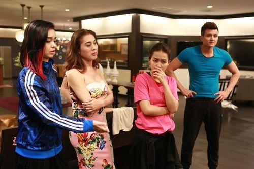 """Lâm Chi Khanh """"để ý"""" Vĩnh Thụy, Vĩnh Thụy """"say nắng"""" Lily Nguyễn - Ảnh 2"""