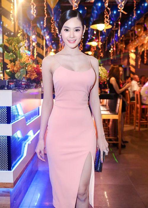 Thị phi bủa vây Linh Chi - Á hậu sexy nhất showbiz - Ảnh 4