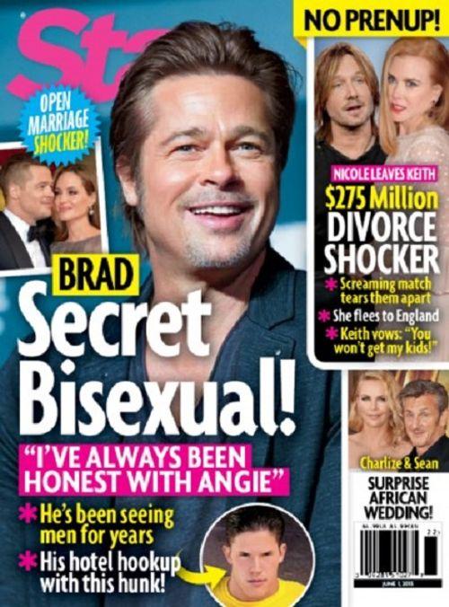 Brad Pitt bị tung bằng chứng có quan hệ với đàn ông - Ảnh 2
