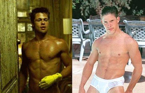 Brad Pitt bị tung bằng chứng có quan hệ với đàn ông - Ảnh 3