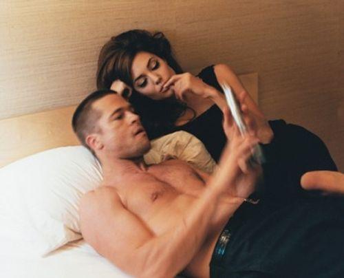 Brad Pitt bị tung bằng chứng có quan hệ với đàn ông - Ảnh 5