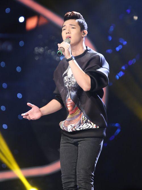 """Diva Hồng Nhung trẻ, sexy """"lấn át"""" thí sinh Vietnam Idol 2015 - Ảnh 5"""