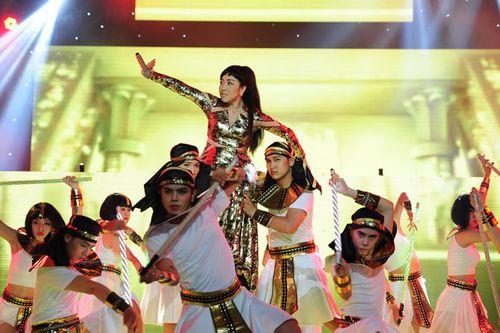 Khoảnh khắc khó quên đêm Gala trao giải The Remix - Ảnh 1