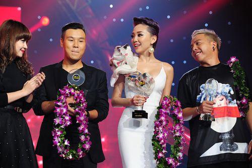 Khoảnh khắc khó quên đêm Gala trao giải The Remix - Ảnh 14